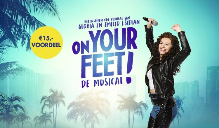 Foto Musical On Your Feet!