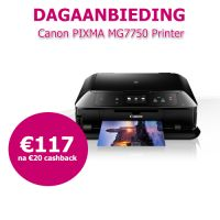 Foto Canon PIXMA MG7750 Printer