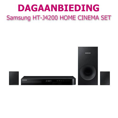 Foto Samsung HT-J4200 Home Cinema set