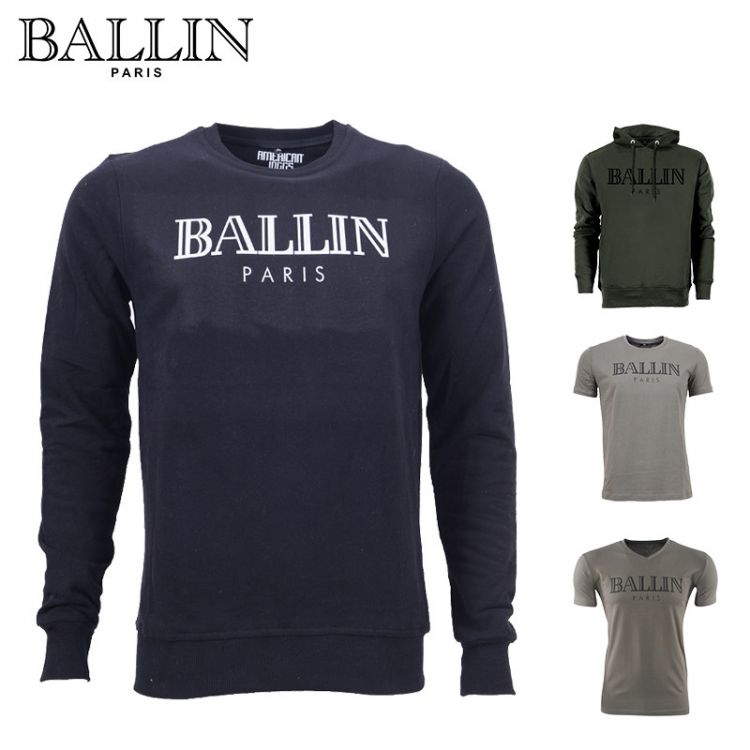 Foto Heren Tops van Ballin Paris