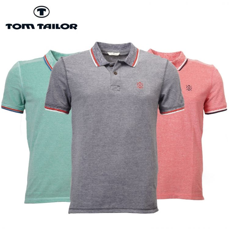 Foto Polo's van Tom Tailor