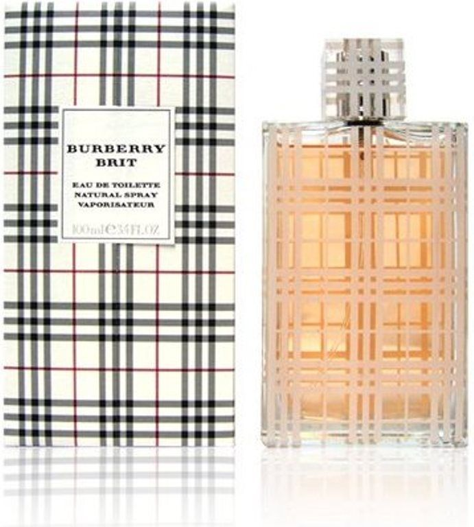 Foto Burberry Brit Woman 100 ml Eau de Toilette