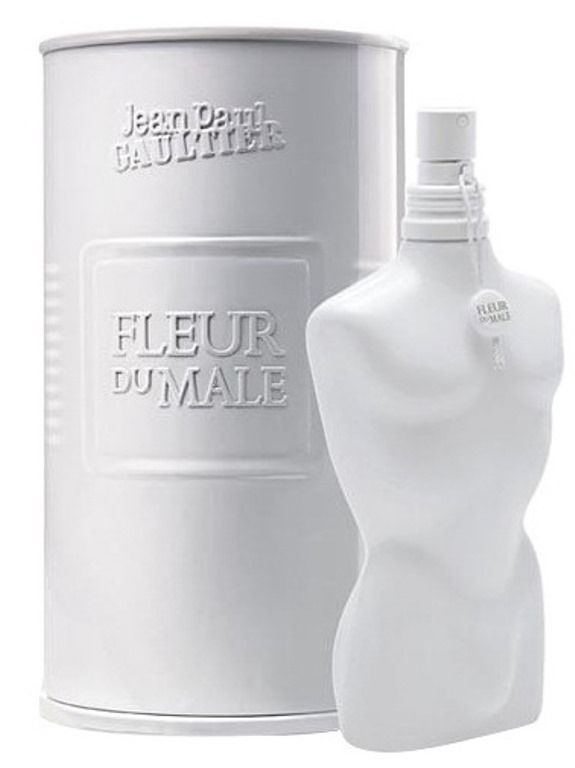 Foto Jean Paul Gaultier Fleur du Male 125 ml Eau de Toilette