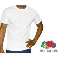12-Pack Fruit of the Loom T-shirts afbeelding