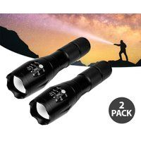 2-Pack Militaire Led Zaklampen afbeelding