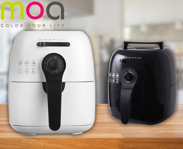Foto Moa Airfryer Deluxe