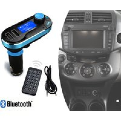 Foto 5-in-1 Bluetooth Carkit