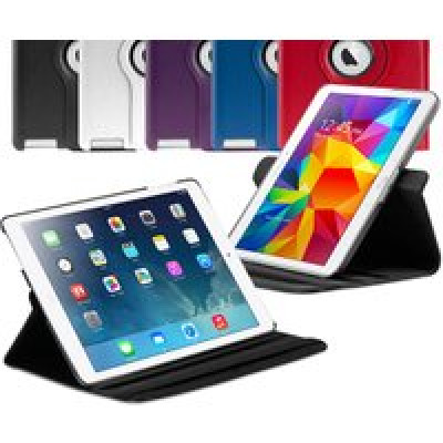 Foto Roterende iPad/Tablet Case
