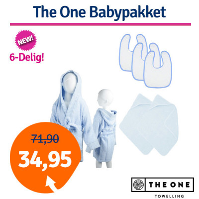 Foto Dagaanbieding 6-Delig The One Babypakket