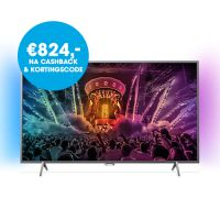 Foto Philips 55PUS6401 Ultra HD LED TV